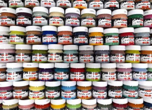 Pentart Acrylic Matte Paint 50ml Various Colors