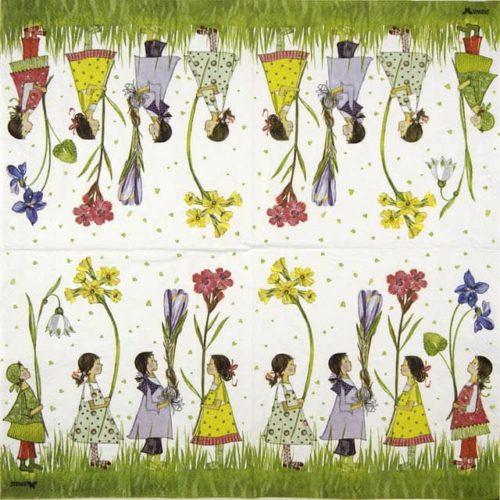 Paper Napkin - Tadita Summer Fairies